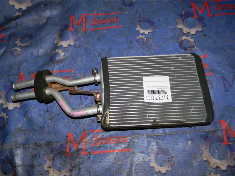Радиатор отопителя Toyota Granvia VCH10 5VZ-FE 2001