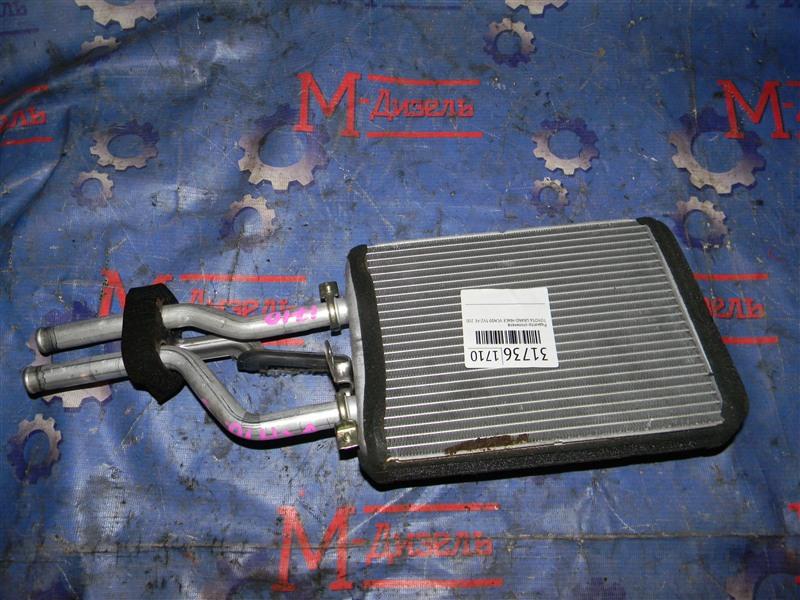 Радиатор отопителя Toyota Grand Hiace VCH10 5VZ-FE 2001