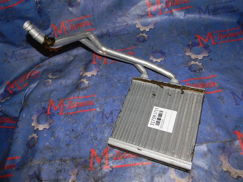 Радиатор отопителя Nissan Qashqai KJ10 MR20DE 2011