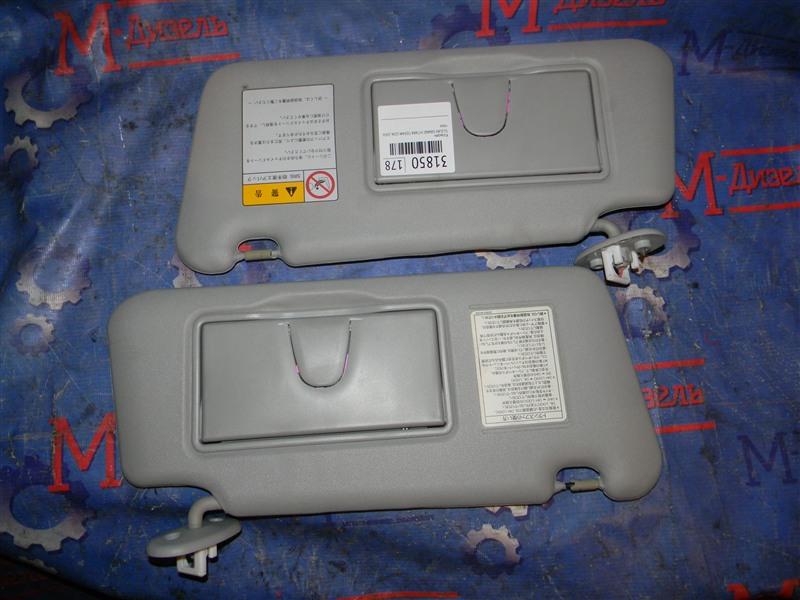 Козырек Suzuki Grand Vitara TD54W J20A 2006