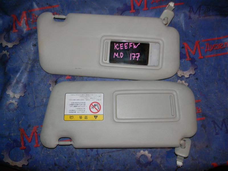 Козырек Mazda Cx-5 KEEFW PE-VPS 2011