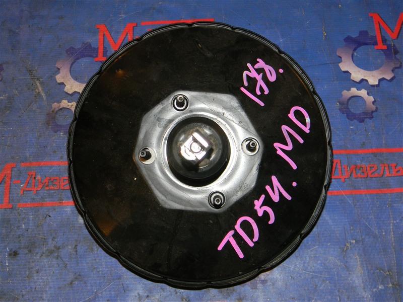 Вакуумный усилитель тормоза Suzuki Grand Vitara TD54W J20A 2006