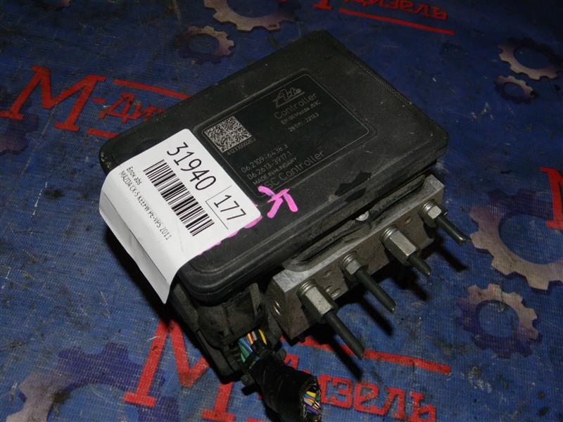 Блок abs Mazda Cx-5 KEEFW PE-VPS 2011