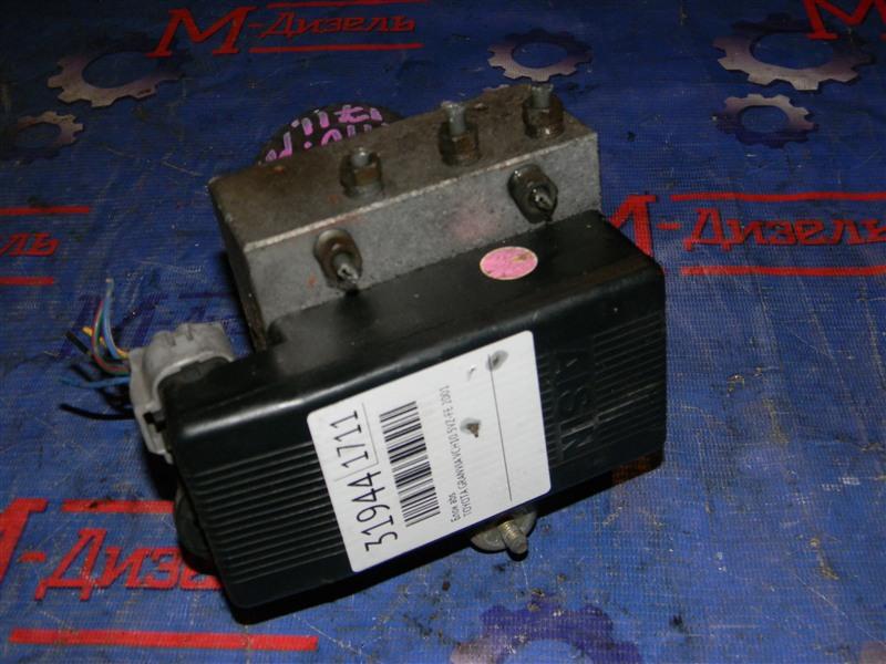 Блок abs Toyota Granvia VCH10 5VZ-FE 2001