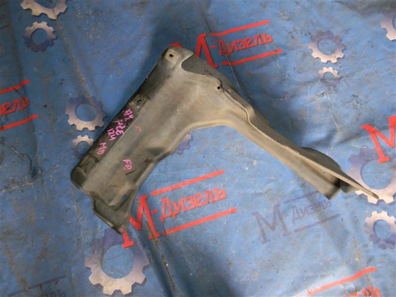 Защита двигателя Toyota Corolla NZE124 1NZ-FE 2000 передняя правая
