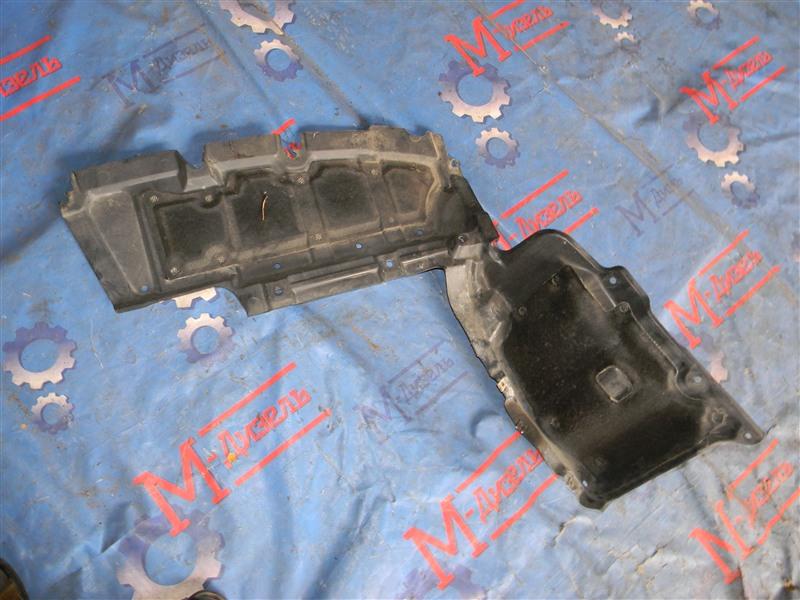 Защита двигателя Toyota Avensis AZT251 2AZ-FSE 2007 передняя правая