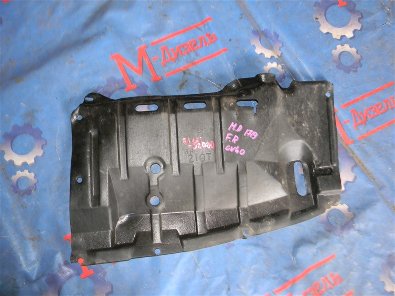 Защита двигателя Toyota Vista CV40 3C-T 1996 передняя правая