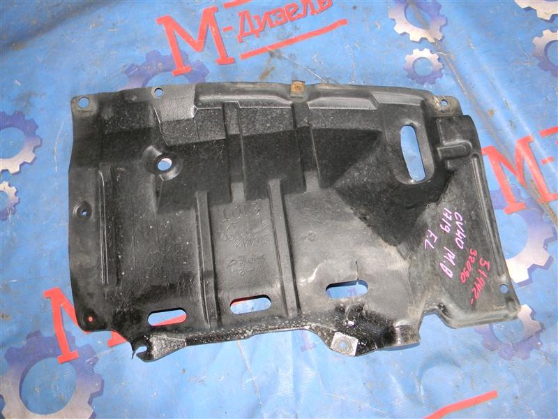 Защита двигателя Toyota Vista CV40 3C-T 1996 передняя левая