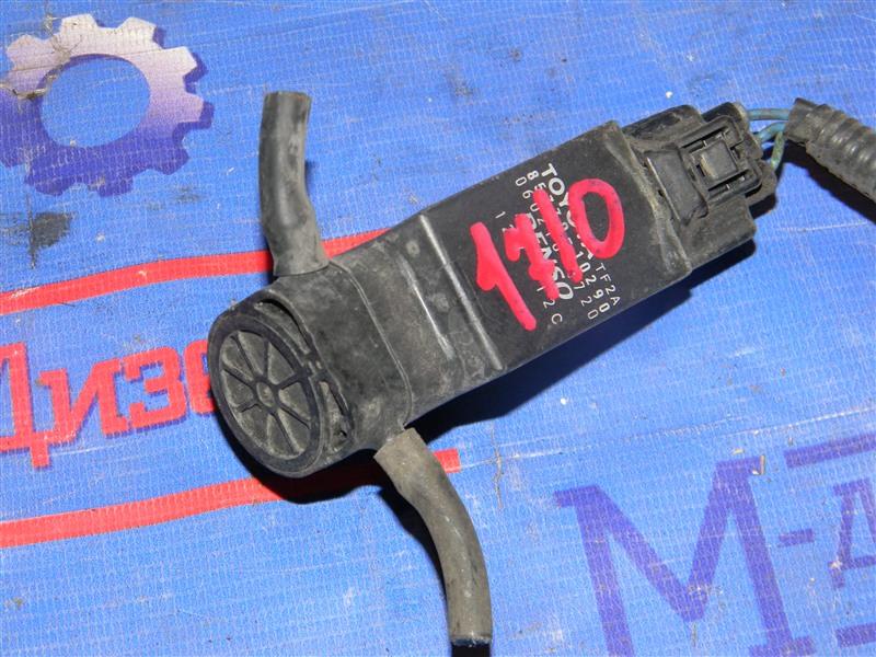 Мотор омывателя Toyota Grand Hiace VCH10 5VZ-FE 2001