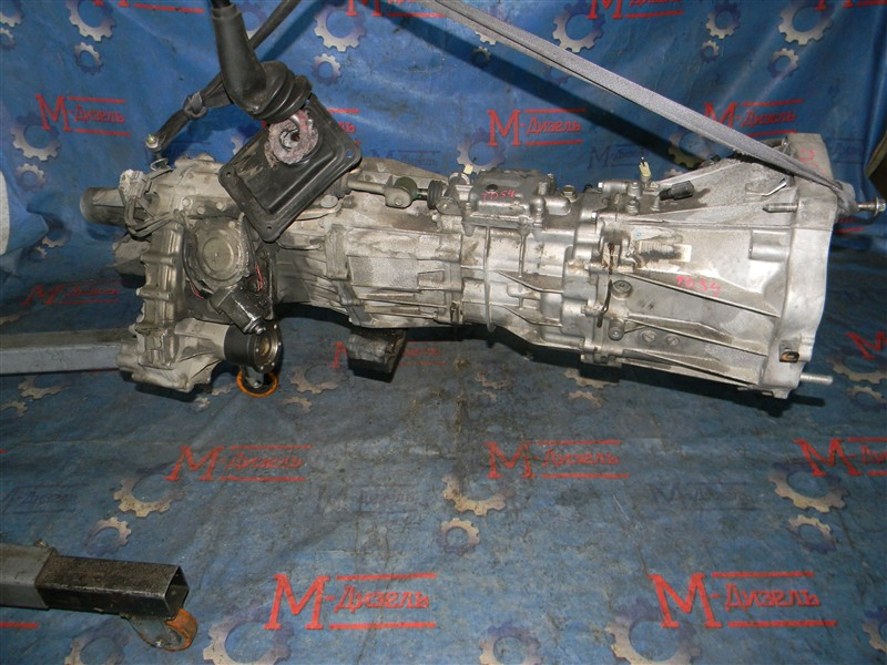 Мкпп Suzuki Grand Vitara TD54W J20A 2006