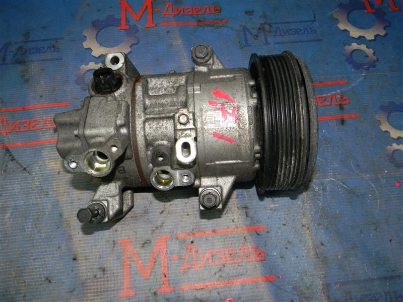 Компрессор кондиционера Toyota Avensis AZT250 1AZ-FSE 2007