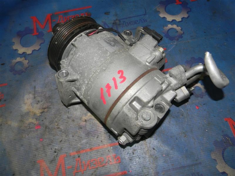 Компрессор кондиционера Nissan Qashqai KJ10 MR20DE 2011