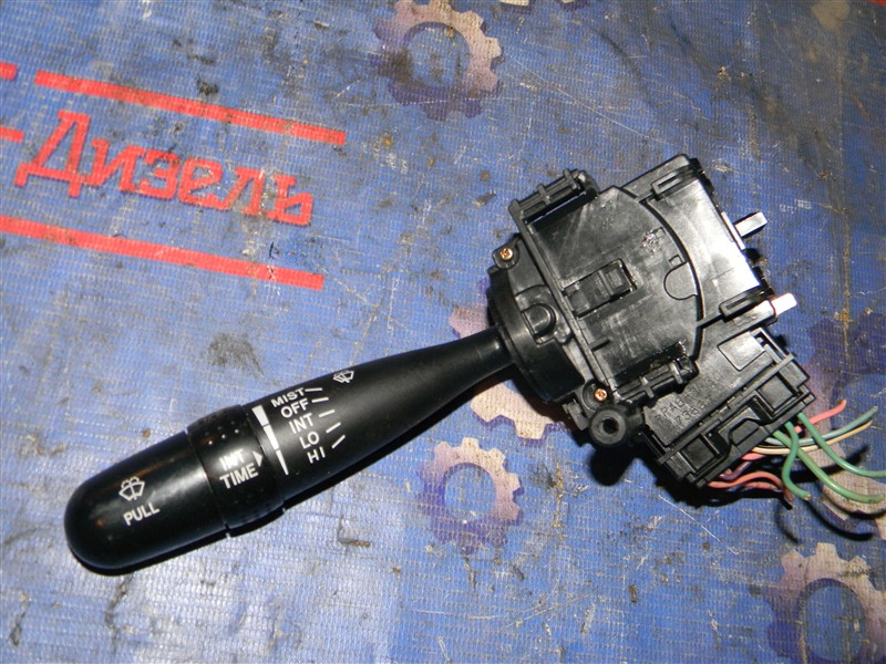 Переключатель стеклоочистителя Toyota Corolla NZE124 1NZ-FE 2000
