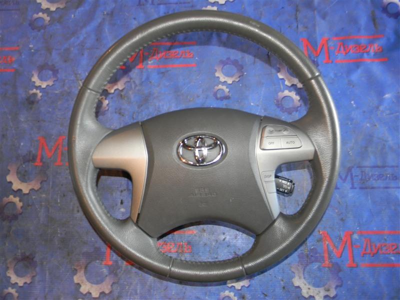 Руль Toyota Camry ACV40 2AZ-FE 2009