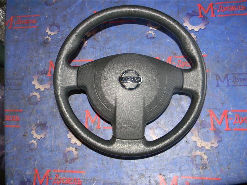 Руль Nissan Qashqai KJ10 MR20DE 2011