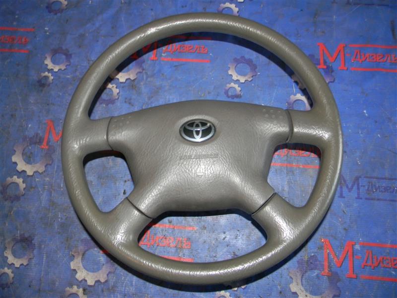 Руль Toyota Granvia VCH10 5VZ-FE 2001