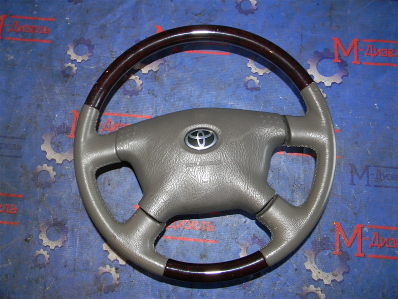 Руль Toyota Grand Hiace VCH10 5VZ-FE 2001