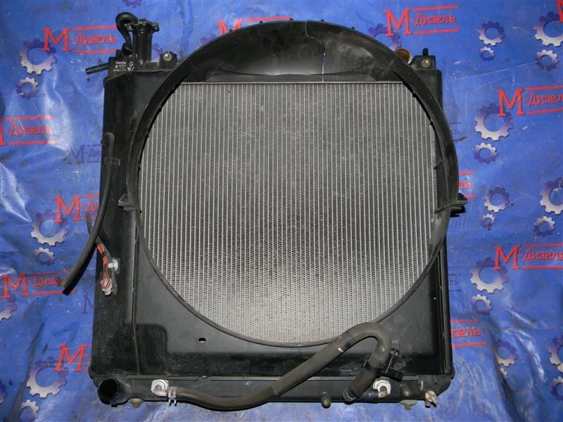 Радиатор двигателя Toyota Granvia VCH10 5VZ-FE 2001