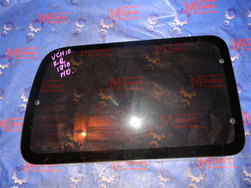 Стекло боковое Toyota Grand Hiace VCH10 5VZ-FE 2001 заднее правое
