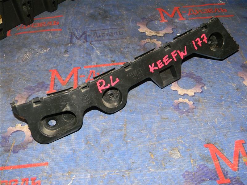 Клипса бампера Mazda Cx-5 KEEFW PE-VPS 2011 задняя левая