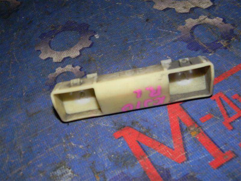 Клипса бампера Nissan Qashqai KJ10 MR20DE 2011 задняя левая