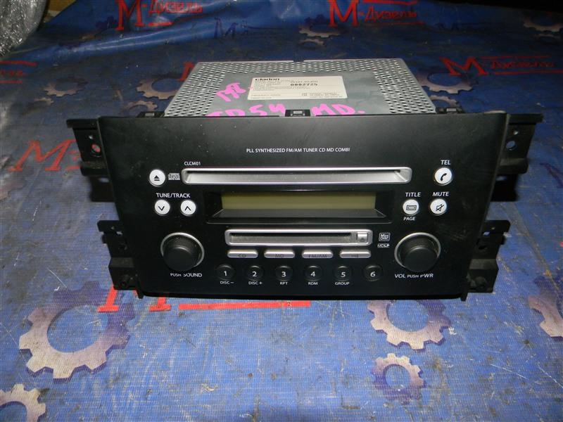 Магнитофон Suzuki Grand Vitara TD54W J20A 2006