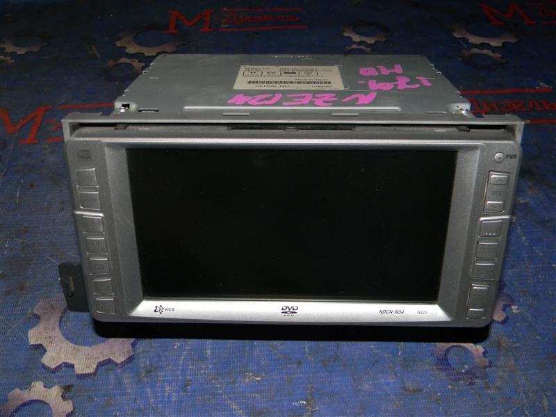 Магнитофон Toyota Corolla NZE124 1NZ-FE 2000