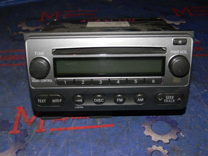 Магнитофон Toyota Rav4 ACA31 2AZ-FE 2006
