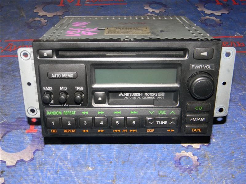 Магнитофон Mitsubishi Pajero V26W 4M40-T 1995