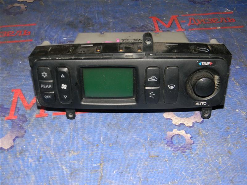 Блок управления климат-контролем Mitsubishi Pajero V26W 4M40-T 1995