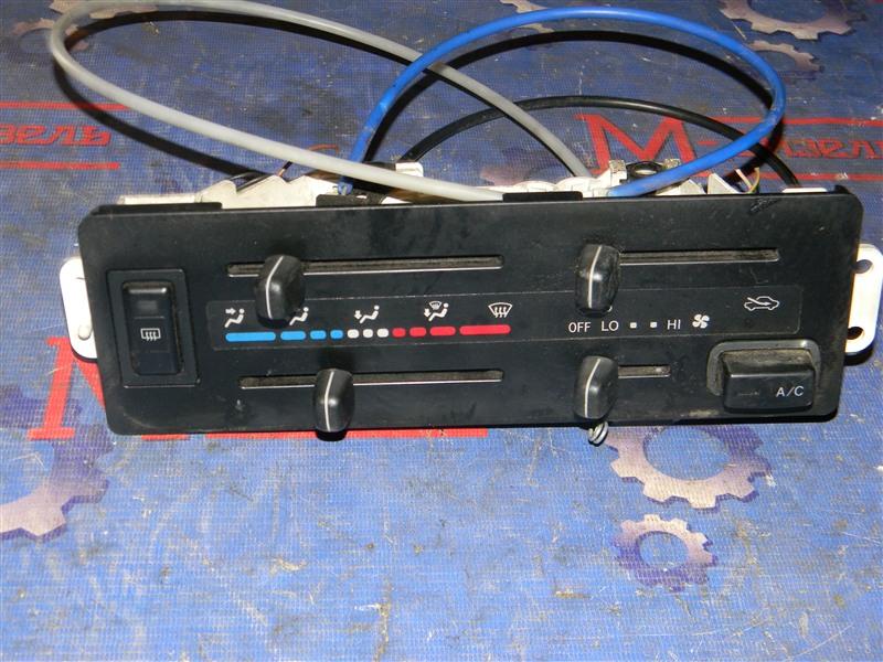 Блок управления климат-контролем Toyota Townace Noah CR52 3CE 2001