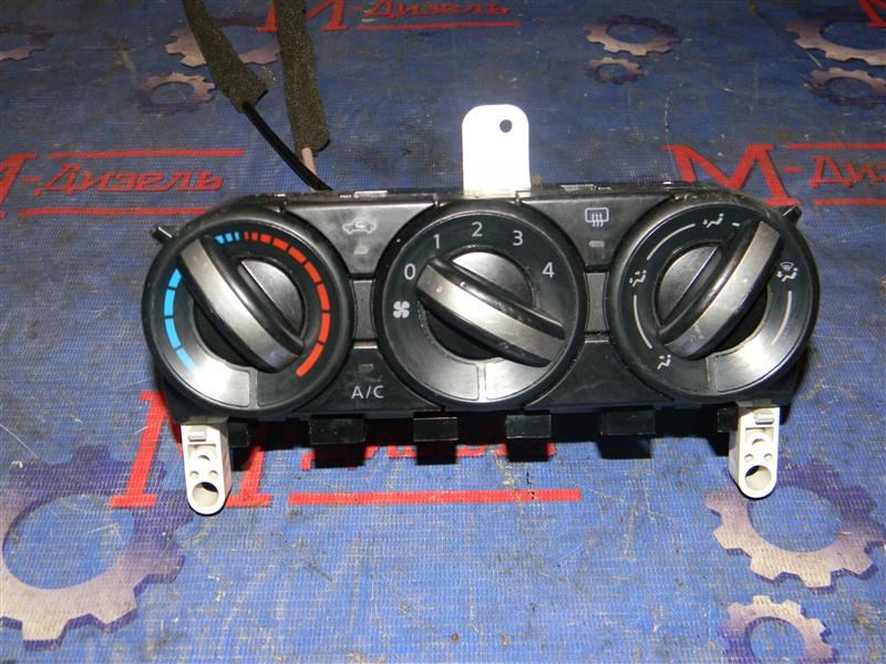 Блок управления климат-контролем Nissan Qashqai KJ10 MR20DE 2011