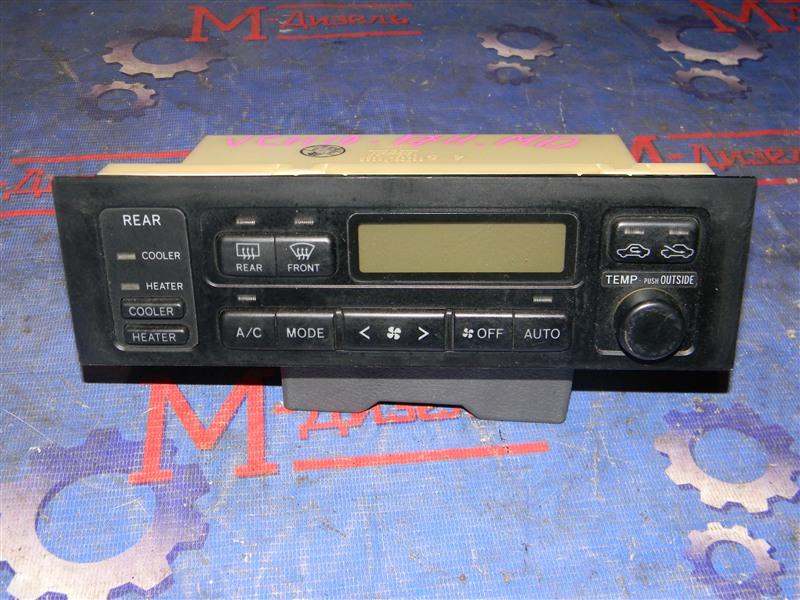 Блок управления климат-контролем Toyota Granvia VCH10 5VZ-FE 2001