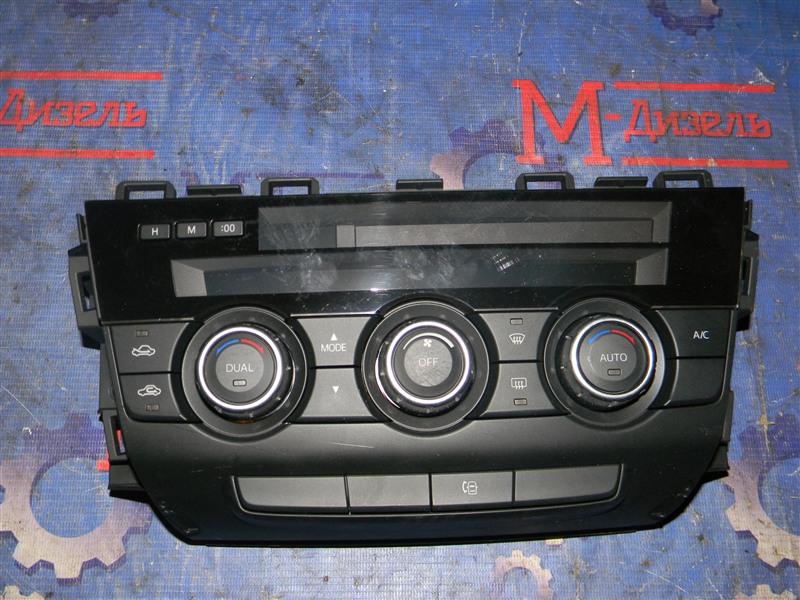 Блок управления климат-контролем Mazda Cx-5 KEEFW PE-VPS 2011