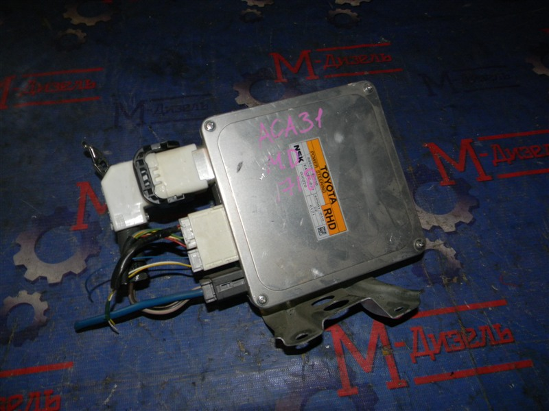 Блок управления рулевой рейкой Toyota Rav4 ACA31 2AZ-FE 2006