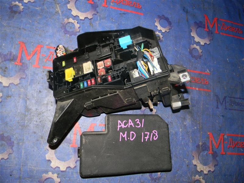 Блок предохранителей Toyota Rav4 ACA31 2AZ-FE 2006