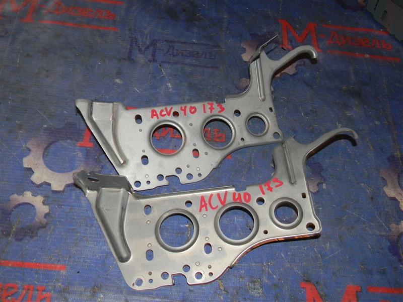 Крепление автомагнитолы Toyota Camry ACV40 2AZ-FE 2009