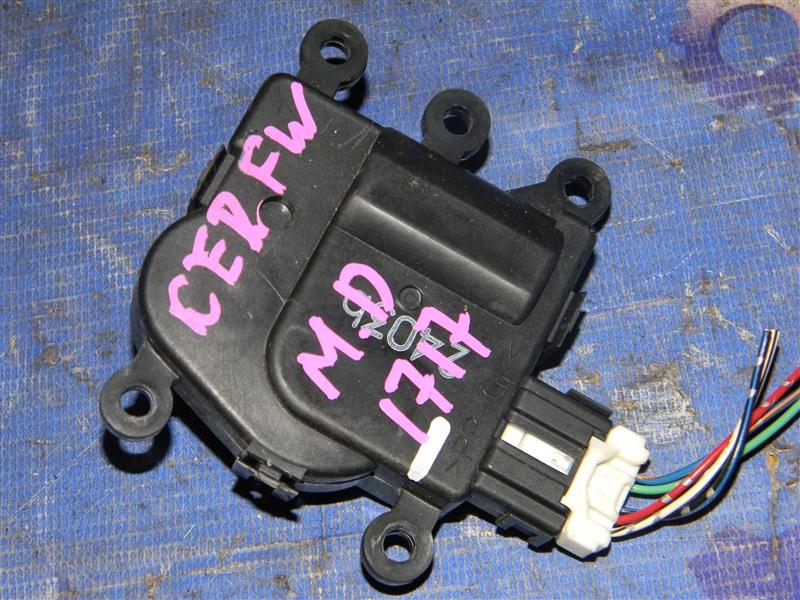 Привод заслонок отопителя Mazda Cx-5 KE2FW SH-VPTS 2012