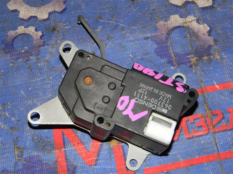 Привод заслонок отопителя Toyota Corona Sf ST190 4S-FE 1995