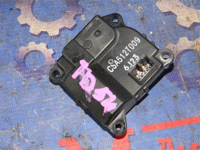 Привод заслонок отопителя Toyota Grand Hiace VCH10 5VZ-FE 2001