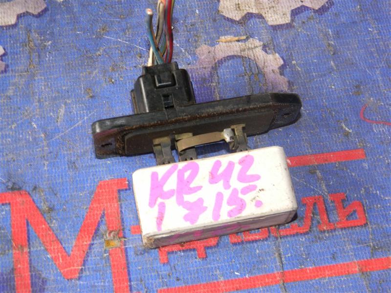 Реостат Toyota Townace Noah KR42V 7K-E 2001