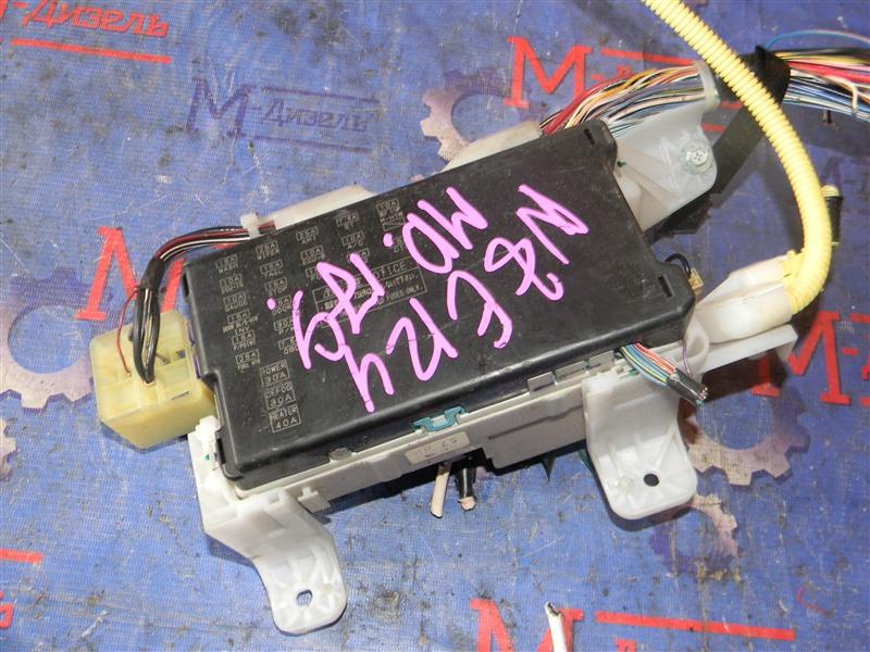 Блок предохранителей Toyota Corolla Fielder NZE124 1NZ-FE 2005