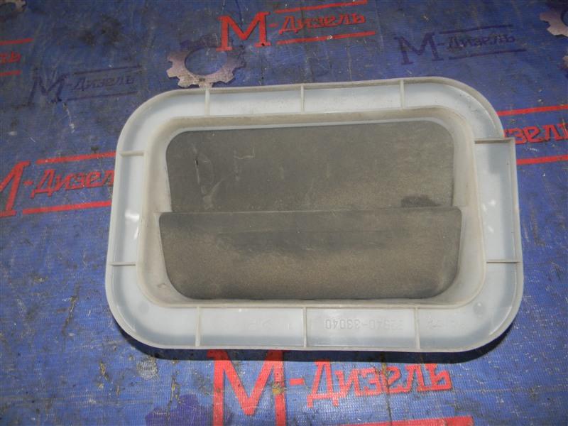 Решетка вентиляции в багажник Toyota Corolla NZE124 1NZ-FE 2000 задняя правая