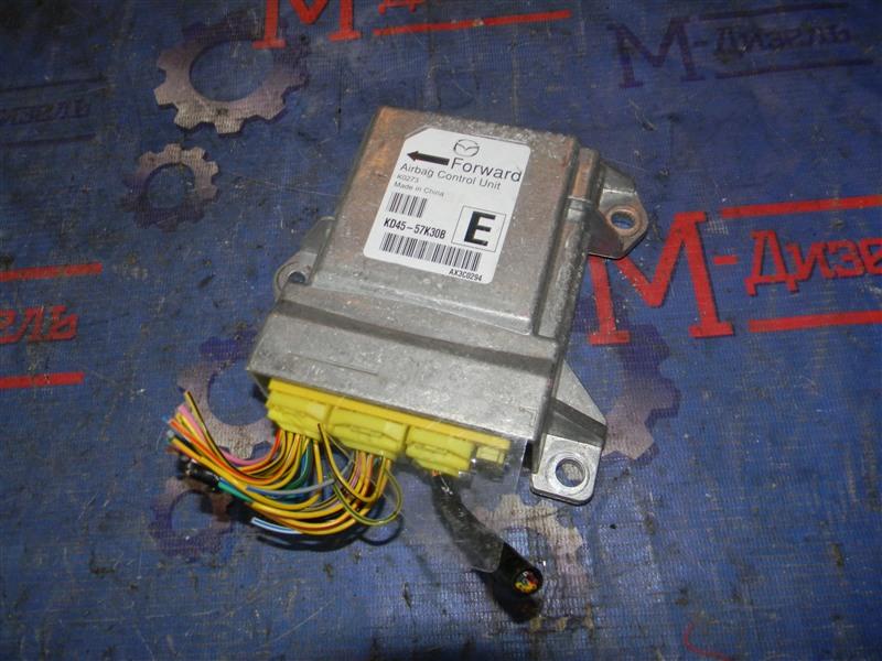 Блок управления airbag Mazda Cx-5 KE2FW SH-VPTS 2012