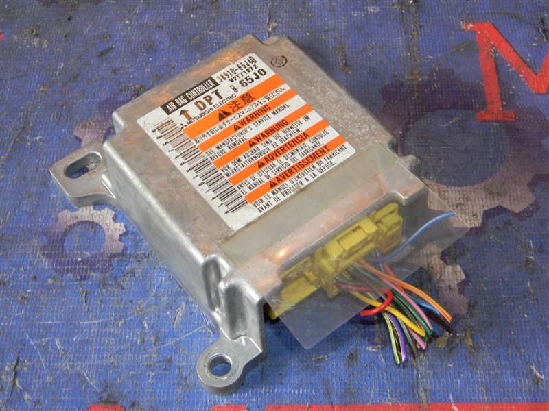 Блок управления airbag Suzuki Grand Vitara TD54W J20A 2006