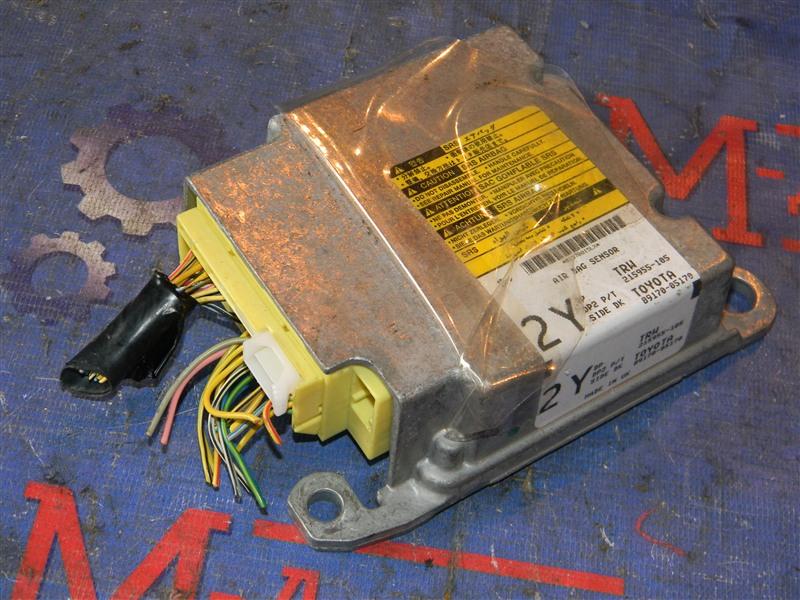 Блок управления airbag Toyota Avensis AZT251 2AZ-FSE 2007