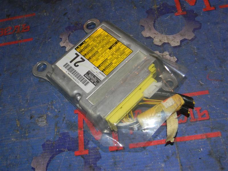 Блок управления airbag Toyota Rav4 ACA31 2AZ-FE 2006