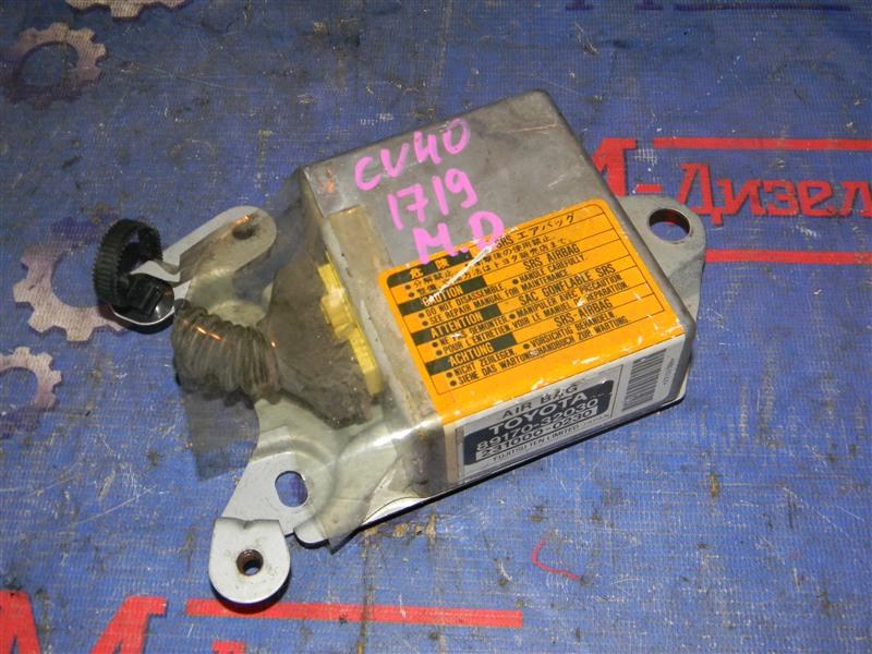 Блок управления airbag Toyota Vista CV40 3C-T 1996