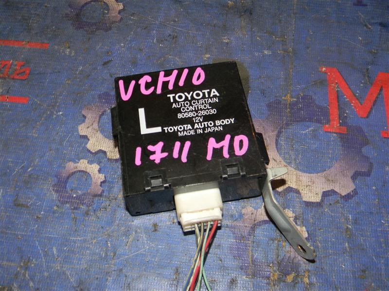 Блок управления Toyota Granvia VCH10 5VZ-FE 2001