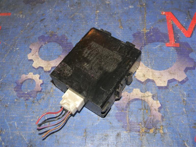 Блок управления Toyota Grand Hiace VCH10 5VZ-FE 2001
